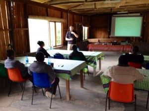 first aid in remote locations training in action